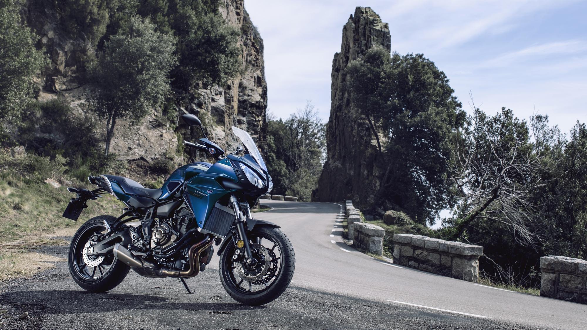 Tracer 700 2018 Eduardo Castro Motos Distribuidor Oficial Yamaha
